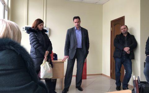 Встреча с дольщиками 28 февраля 2018г.